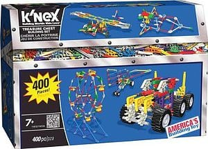 Model Building Set Treasure Chest by K'NEX Brands