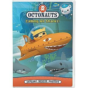 Octonauts: Calling All Sharks! by NCircle Entertainment