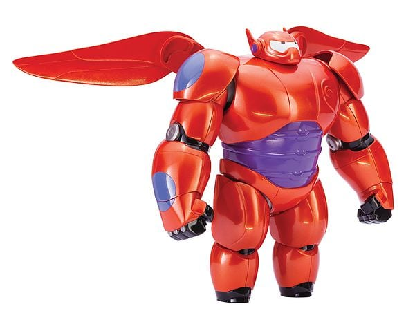 Big Hero 6 Deluxe Flying Baymax by Bandai America