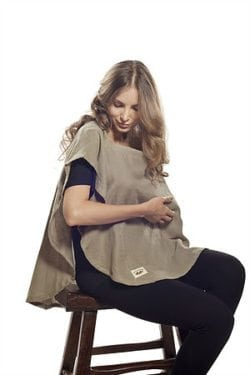 Poncho Baby Nursing Cover