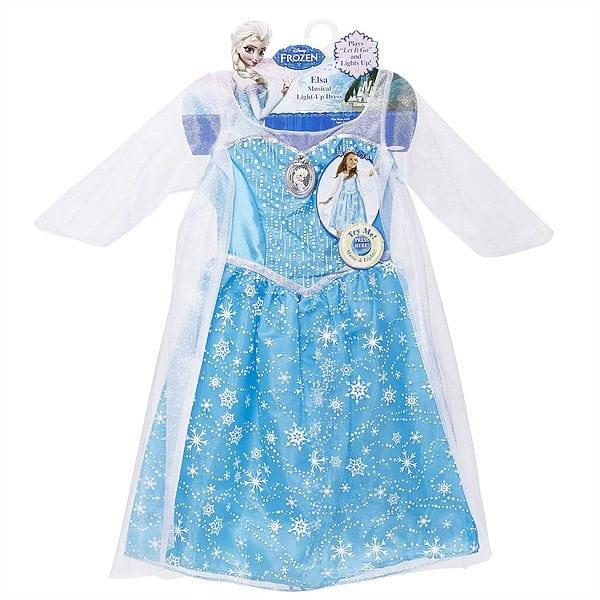 Elsa's Musical Light Up Dress by JAKKS Pacific, Inc.