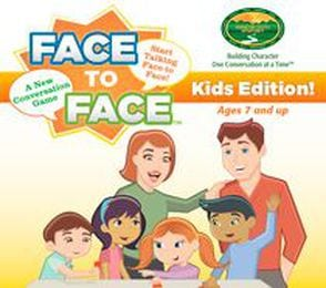 Face To Face™ Card Game by Harvest Time
