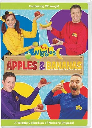 The Wiggles: Apples & Bananas by NCircle Entertainment