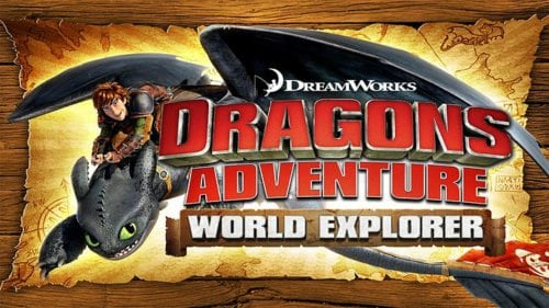 Dragons Adventure World Explorer by Microsoft and DreamWorks Animation
