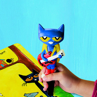 Hot Dots® Jr. Pete the Cat® Kindergarten Sets by Educational Insights