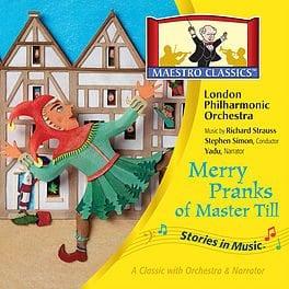 Merry Pranks of Master Till by Maestro Classics, div. Simon & Simon