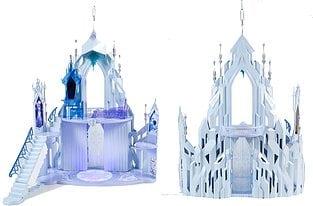 Disney Frozen Elsa's Magical Ice Palace by Mattel