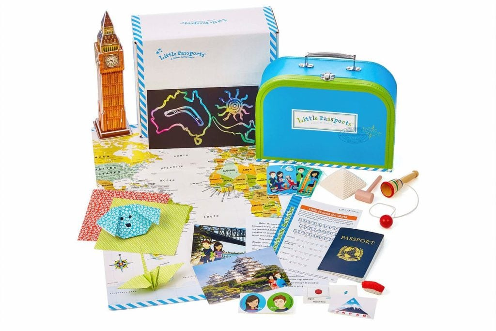 Little Passports- World Edition