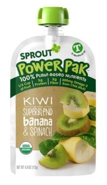Sprout Organic Power Pak