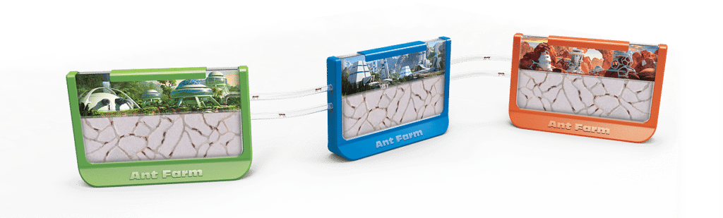 60th ANT-iversary Ant Farms by Uncle Milton Industries