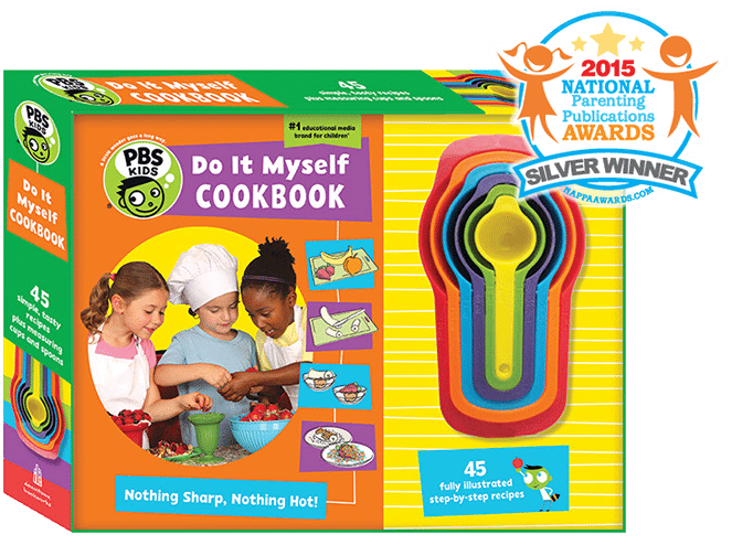 PBS KIDS Do It Myself Cookbook