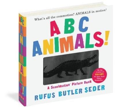 ABC Animals! by Workman Publishing