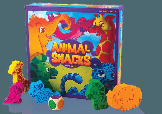 Animal Snacks by SimplyFun