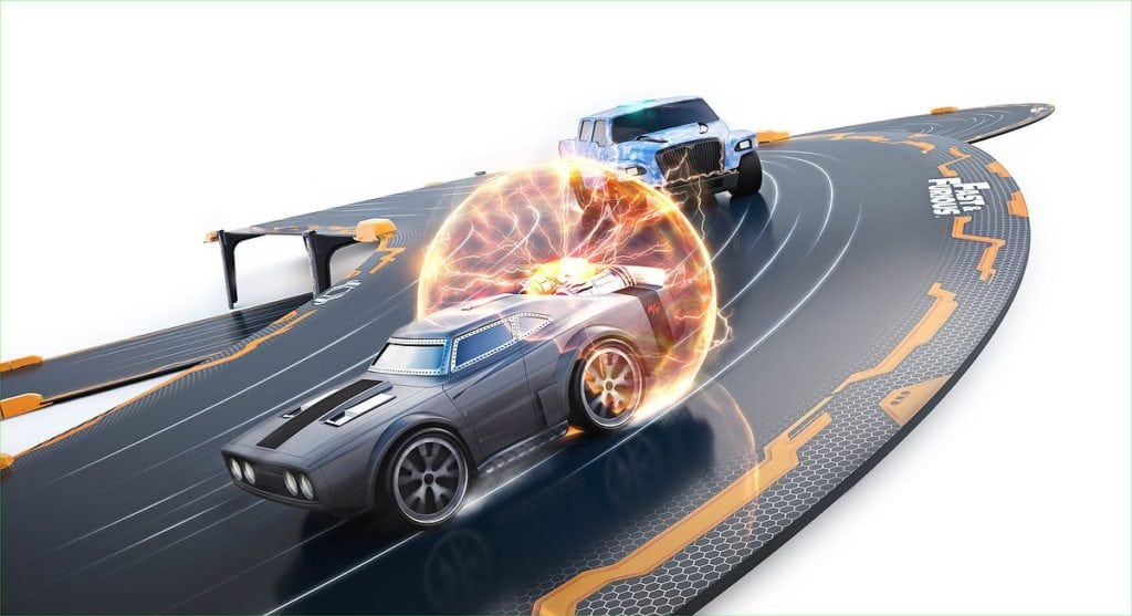 Anki OVERDRIVE- Fast & Furious Edition