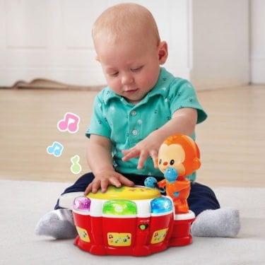 Baby Beats Monkey Drum