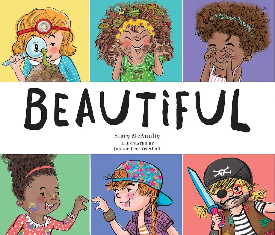 Beautiful by running press kids