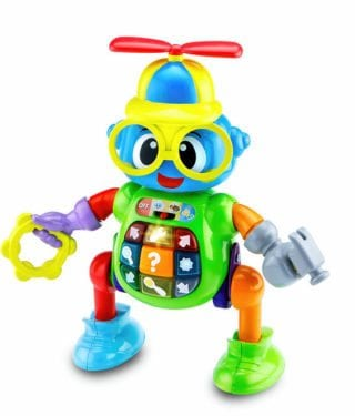 Bizzy the Mix & Move Bot by VTech