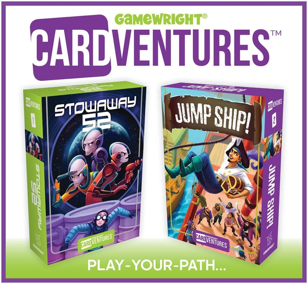 Cardventures by Gamewright