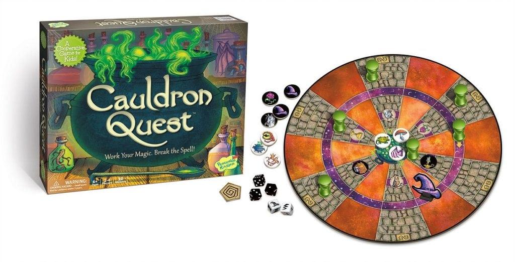 Cauldron Quest by Peaceable Kingdom
