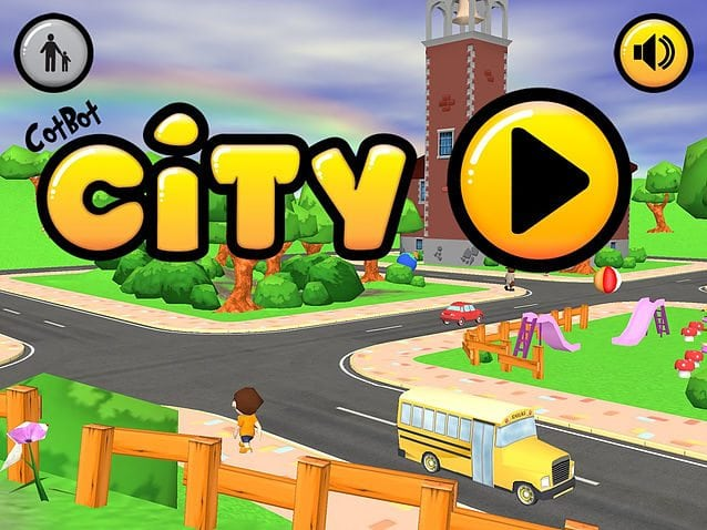 CotBot City by Divine Robot