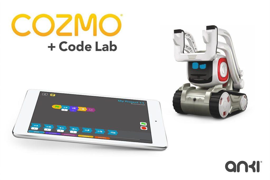 Cozmo Code Lab