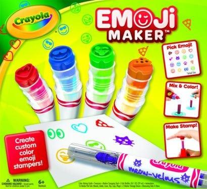 Crayola Emoji Maker by Crayola