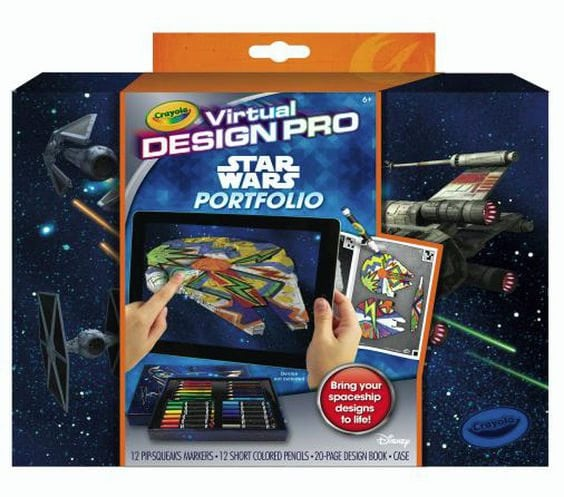 Crayola Virtual Design Pro (Star Wars and Princess) by Crayola