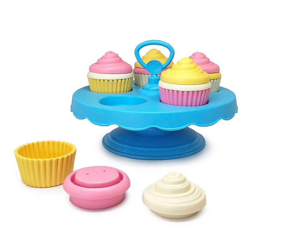 Cupcake Set by Green Toys
