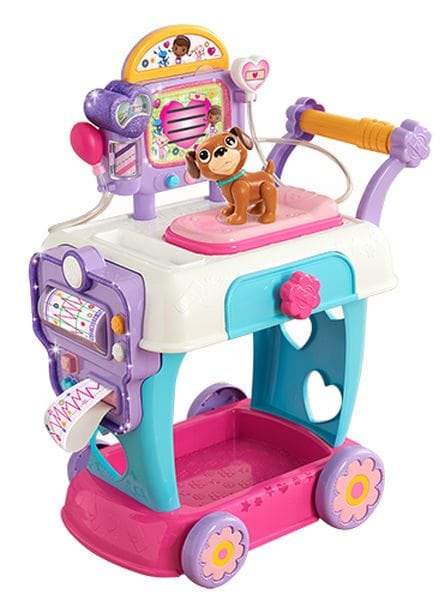 Doc McStuffins Toy Hospital Care Cart by Just Play