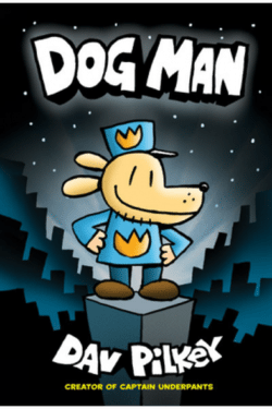 Dog Man- From the Creator of Captain Underpants (Dog Man #1) by Scholastic : Graphix