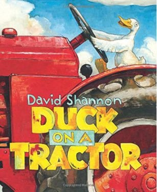 Duck on a Tractor by Scholastic : The Blue Sky Press