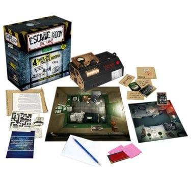 Spin Master Escape Room Board Game