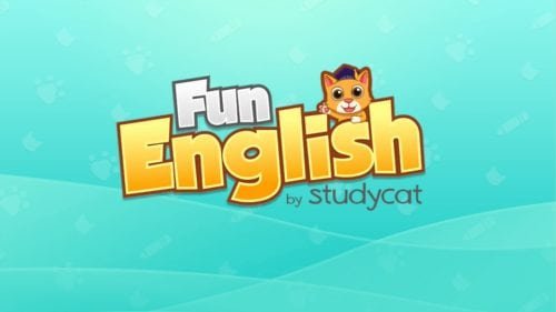 Fun English by study cat