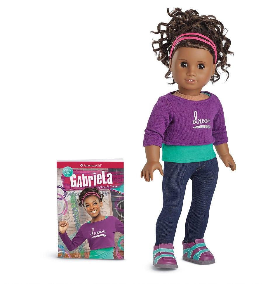 Gabriela Doll from American Girl