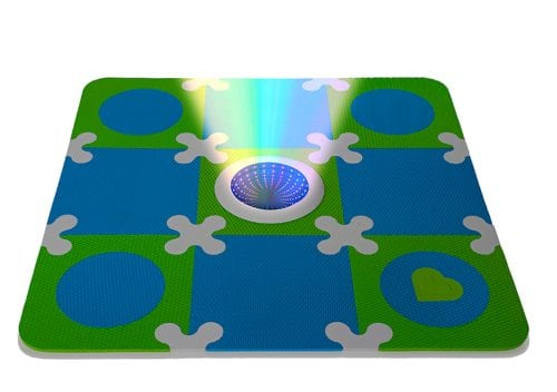 Galaxy Light Up Foam Playmat by Munchkin