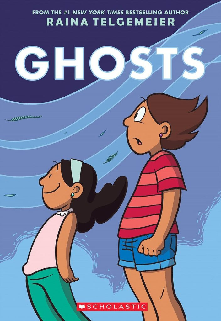Ghosts by Scholastic / Graphix