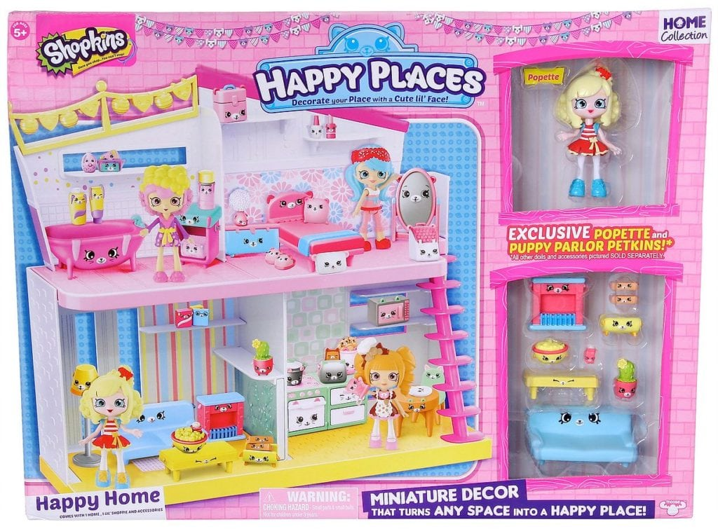 Happy Places Happy Home by Moose Toys