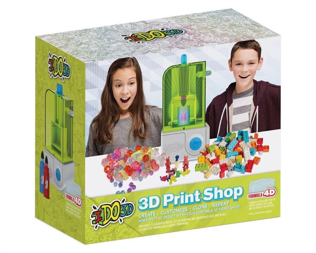 IDO3D print shop