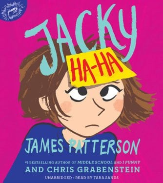 Jacky ha ha by james patterson