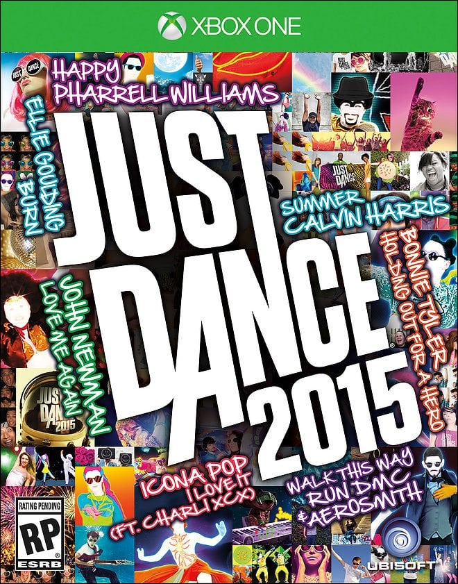 Just Dance 2015 by Ubisoft