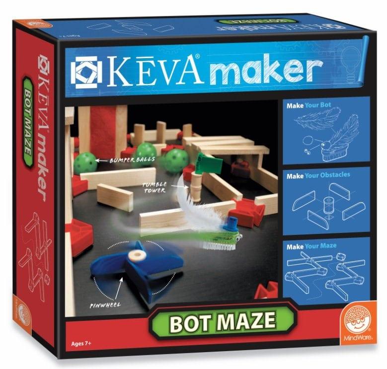 KEVA Maker Bot Maze by MindWare