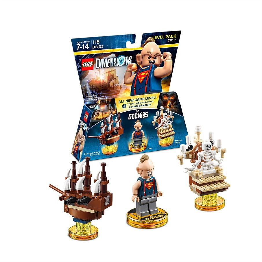 LEGO Dimensions, The Goonies Level Pack