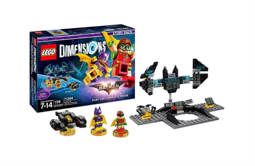 LEGO Dimensions, The LEGO Batman Movie Story Pack
