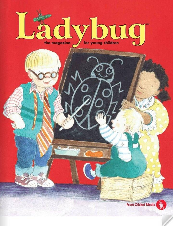 Ladybug by Cricket Media
