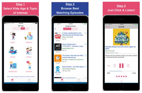 Leela Kids Mobile App