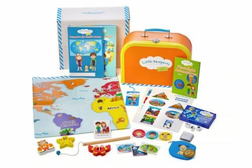 Little Passports Early Explorers by Little Passports