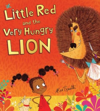 Little Red and the Very Hungry Lion by Scholastic