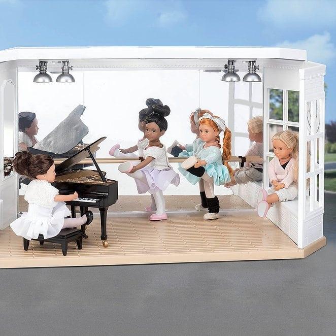 Lori Love to Dance Ballet Studio by Battat