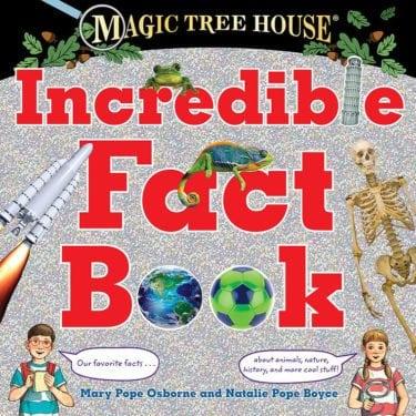 Magic Tree House- The Incredible Fact Book