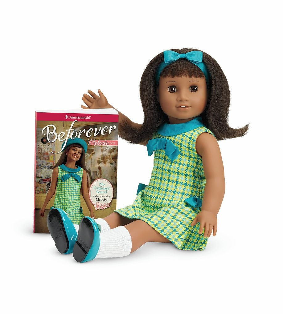 Melody Doll & Book by American Girl